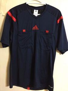 Adidas Men's Soccer Referee Jerseys - Medium