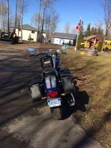 For Sale: 2008 Yamaha V-Star 1100 Motorcycle - Low KMS
