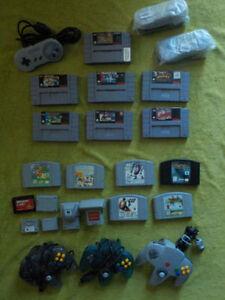 SNES/N64 Games/Acc