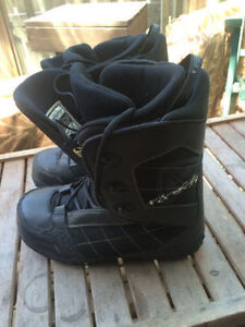 Men's Snowboard Boots - Firefly SIZE 9