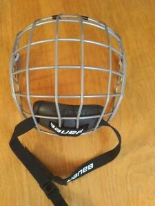New Bauer 2100 Hockey Helmet Face Mask / Cage - True Vision Kitchener / Waterloo Kitchener Area image 1