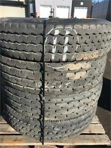 Tires - 12R24.5