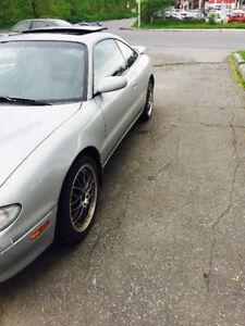 1993 Mazda MX-6 Coupé (2 portes)