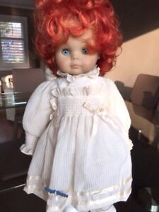 'Engel Puppen' Vintage Red-haired Beauty