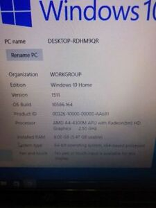 HP PAVILION G6 FOR SALE.