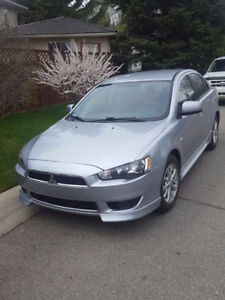 2013 Mitsubishi Lancer Sedan- Heated Seats- Great on Gas- Active