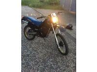 Suzuki ts 50 (70cc)