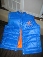 Adidas Vest, 2 Colors, Brand New, Never Worn, Size XL