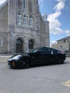 2008 nissan 350z-  automatic- 44 000miles -CONVERTIBLE  10 500$