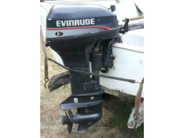 Used 1996 Evinrude 15 Short