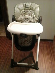 chaise haute Graco high chair