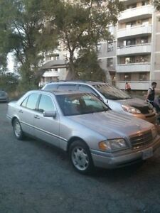1997 Mercedes C280 FULL PART OUT