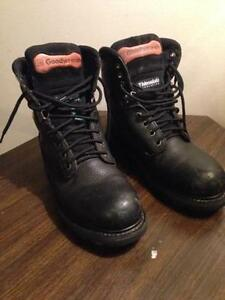 womens goodwrench oil resistant saftey boots