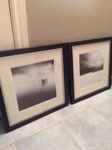 2 Framed Scenic Pictures