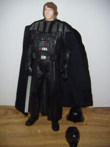 Star Wars Collectible Action Figure for sale...