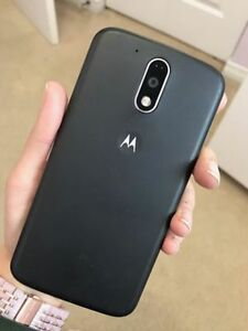 Unlocked Motorola G Plus 4th Generation - Works Perfect - Crack