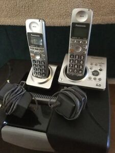 Panasonic KX-TGA101CS Cordless Phone Package