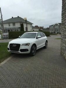 Audi SQ5 2016 A1 comme neuf (black optic package) 11KM