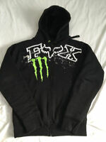 Fox Monster Racing Hoody Men Medium