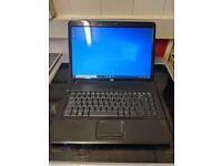 Hp laptop cheap windows 10 pro including office package wifi webcam warranty included