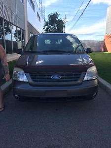 Ford freestar 7 passagers