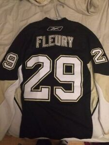 Marc-Andre Fleury Jersey - Adult Small - Pittsburgh Penguins