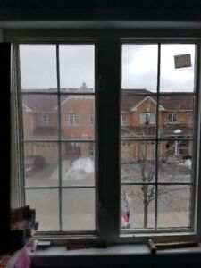 FOGGY/BROKEN/CRACKED GLASS CALL US NOW  647- 531- 7570
