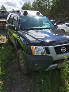 2010 Nissan Xterra Off-Road 4x4 PARTS ONLY