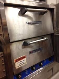 Used Bakers Pride P44 Pizza Oven
