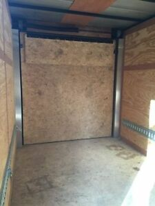 2015 Stealth Enclosed Trailer with Electric Brakes Cambridge Kitchener Area image 3