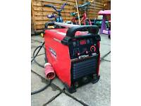 Welding invertec (Lincoln electric)