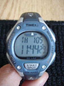 TIMEX Ironman CLASSIC 30 Lap Digital Sport Watch