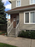 Fully Furnished End Unit Townhouse, Orleans - $1,500/month