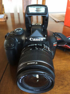 Camera Canon Rebel T3 – avec extras / with extras