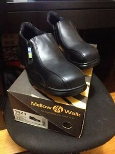 Mellow Walk work shoes CSA/ASTM Steel-Toe, SD certified