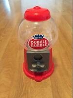 Dubble Bubble coin gumball machine
