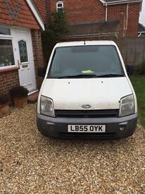 Ford Transit Connect 1.8 TDCi T200 SWB L Low Roof 5dr