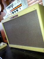 Fender Deluxe Coated Tweed Cabinet - 1x12'' speaker