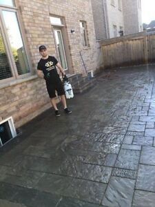 MAKE YOUR DRIVEWAY, WALKWAY, PATIO LOOK NEW AGAIN!!