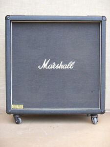 WANTED : 1980's Marshall JCM800 4x12 cab G12-65