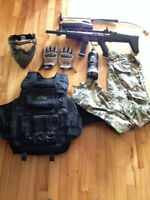 Kit de paintball neuf