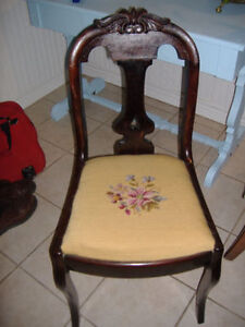 Collection of lovely antique chairs Kitchener / Waterloo Kitchener Area image 10