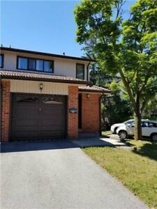 End Unit 3 Bdrm Town Home With Lots Of Natural  Light!