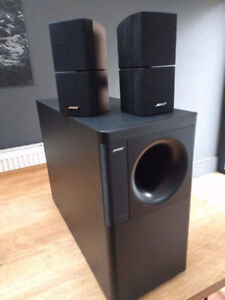 Bose Acoustimass 5 Series III Speaker System (Great Sound)