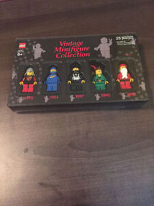LEGO VINTAGE MINIFIG COLLECTION Vol. 4, 2012, Unopened!