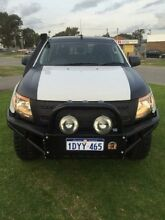 2012 Ford Ranger PX XL 3.2 (4x4) White 6 Speed Manual Dual Cab Chassis Maddington Gosnells Area Preview