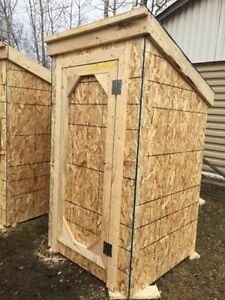 Shed Outhouse or Small Garden Shed 4 x 4