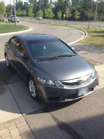 ***2010 Honda Civic LX Sport Sedan - WITH SUNROOF!!!***