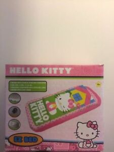 Hello Kitty Air Bed with Comforter