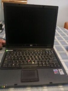 HP/Compaq NC6220 Laptop - No Charger >> Please read